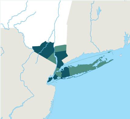New york hard money lending regions