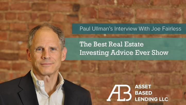 paul ullman real estate investing advice