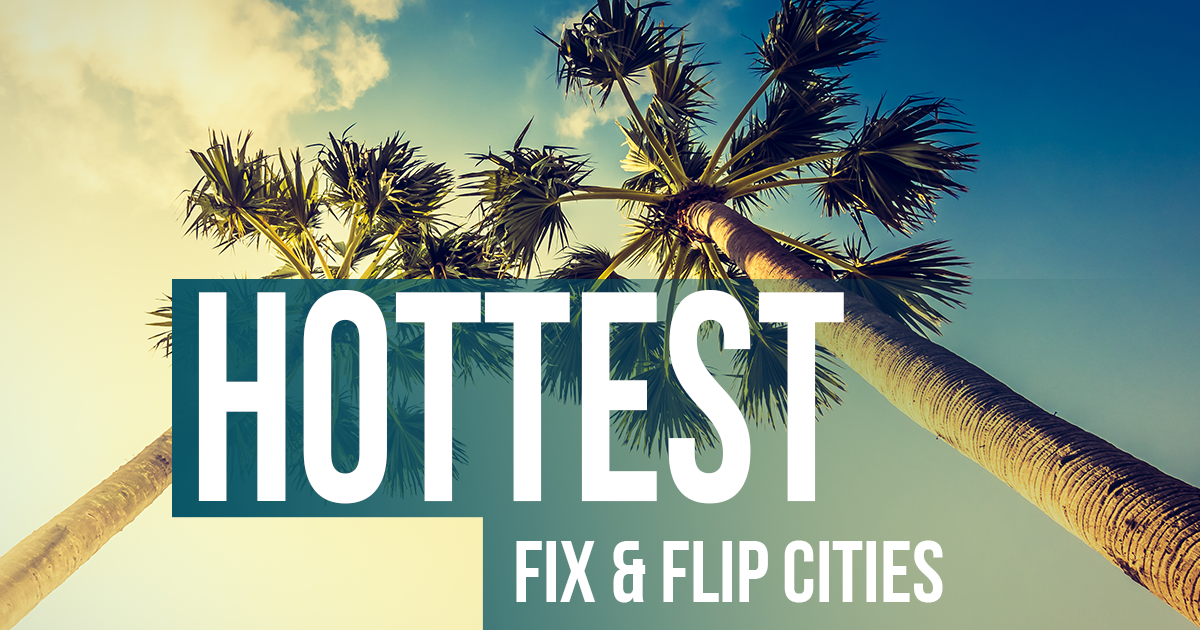 Best fix and flip cities in florida