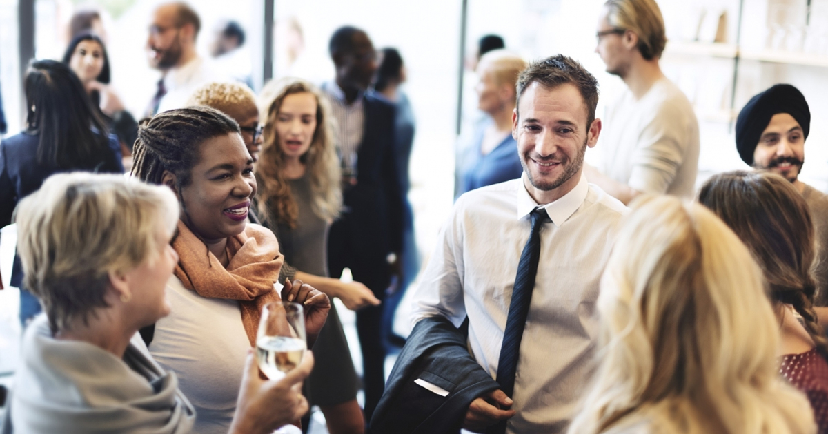Succeed at a real estate networking event