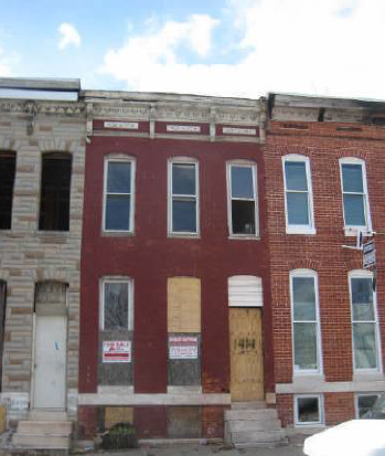 Baltimore fix and flip loan