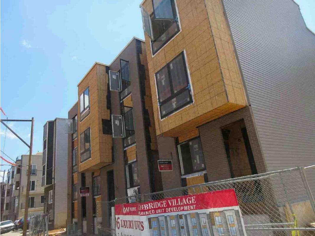 Philadelphia new construction loan